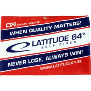 Latitude 64 Full Color Towel