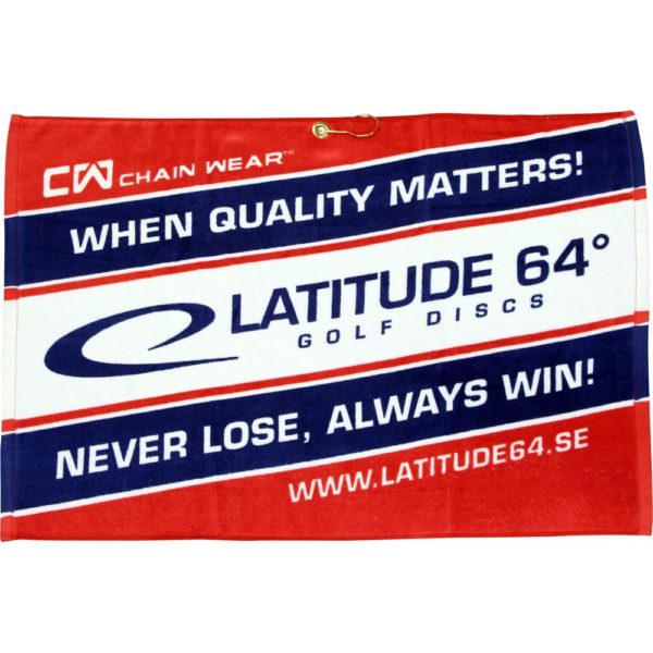 Latitude 64 Full Color Towel