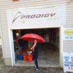 Prodigy Umbrella, Unvented - Red