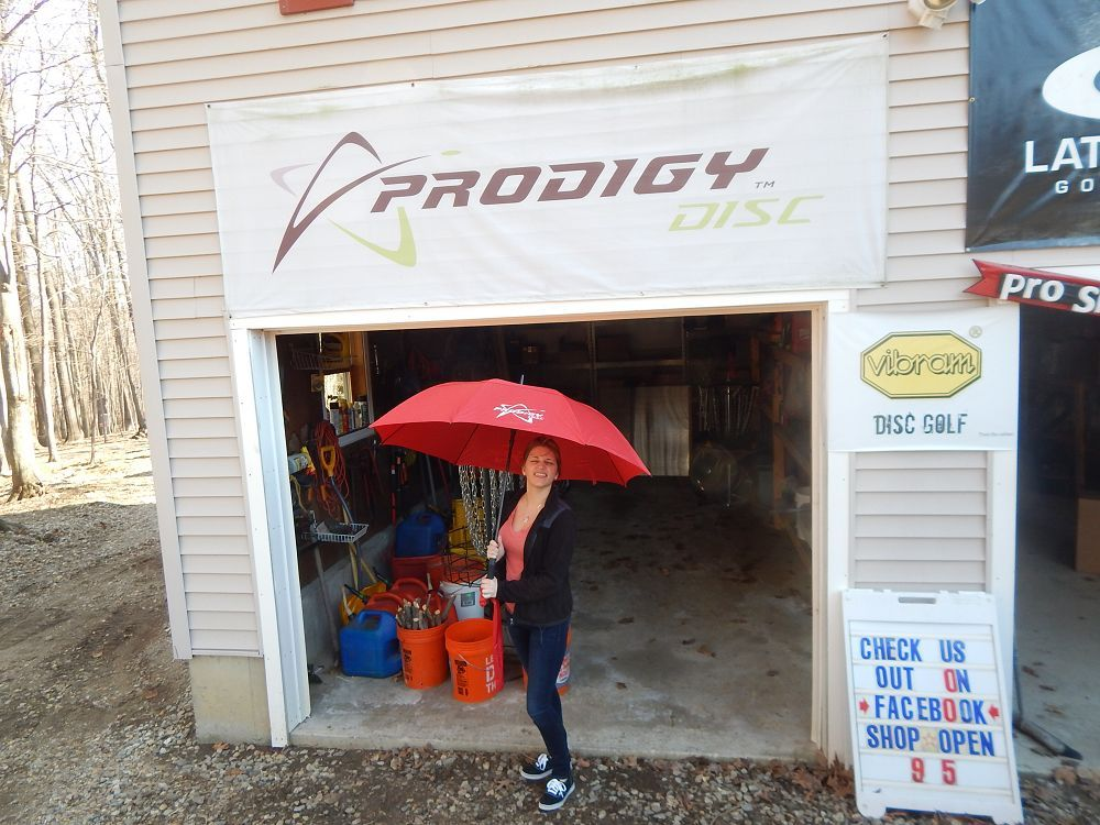 Prodigy Umbrella, Unvented