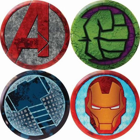 Dynamic Discs Marvel Mini, Cra
