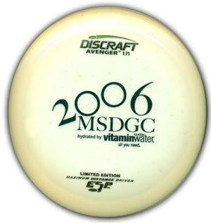 ESP Avenger, 2006 MSDGC