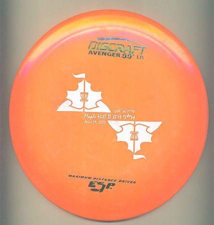 ESP Avenger SS, 2007 Maple Hil