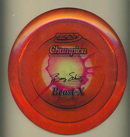 Tie-Dye Champion Beast-X