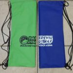 Daredevil Drawstring Bag - Green