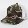 Dynamic Discs Camo Fitted Hat - camo/white, S/M