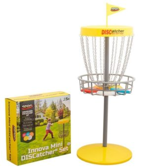 Mini DISCatcher Game Set