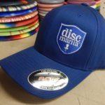 Discmania FlexFit Hat - Gray, S / M