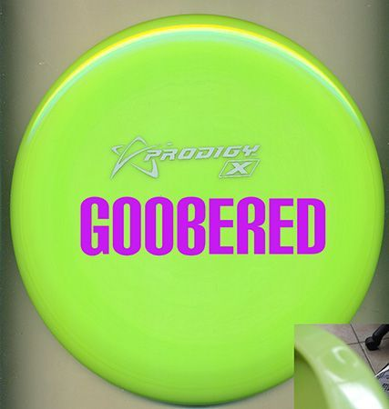 X-Out Prodigy M4, 750 Goobered