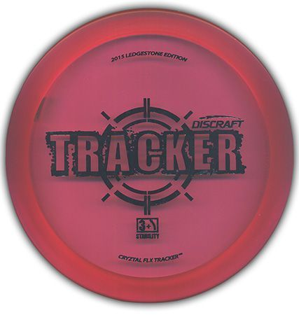 CryZtal FLX Tracker, 2015