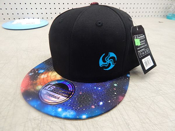 Huk Galaxy Snapback Hat