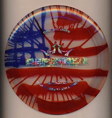 Tie-Dye Lucid Defender, Flag