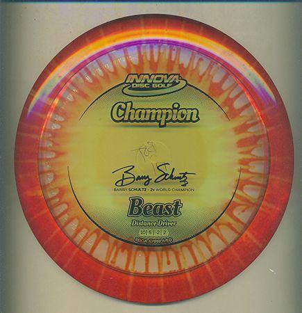 Tie-Dye Champion Beast