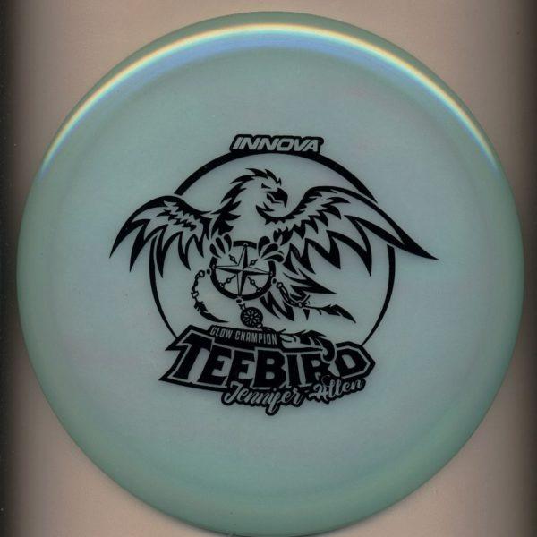 Champion Glow Teebird, Jen All