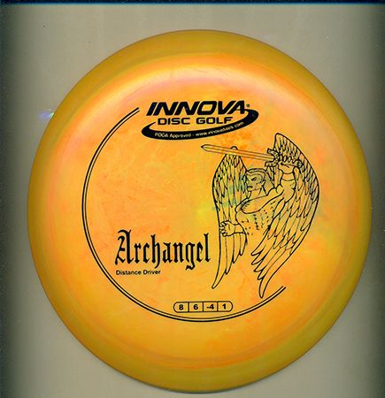 DX Archangel, Hell's Angel