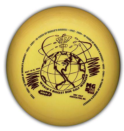 DX Teebird, 1994 Worlds Doubles