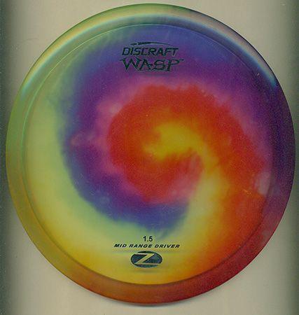 Tie-Dye Z Wasp