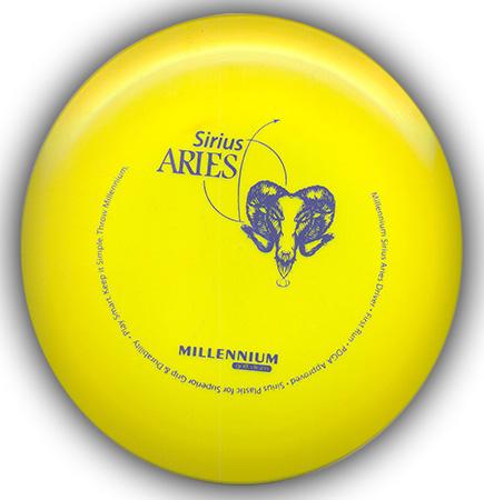 Sirius Aries, 1st Run