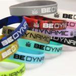 Be Dynamic Wristband - White