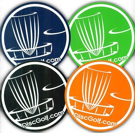 DGA Circle Sticker