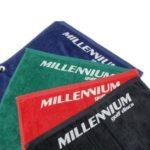 Millennium Towel - Black