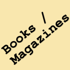 Books / Magazines