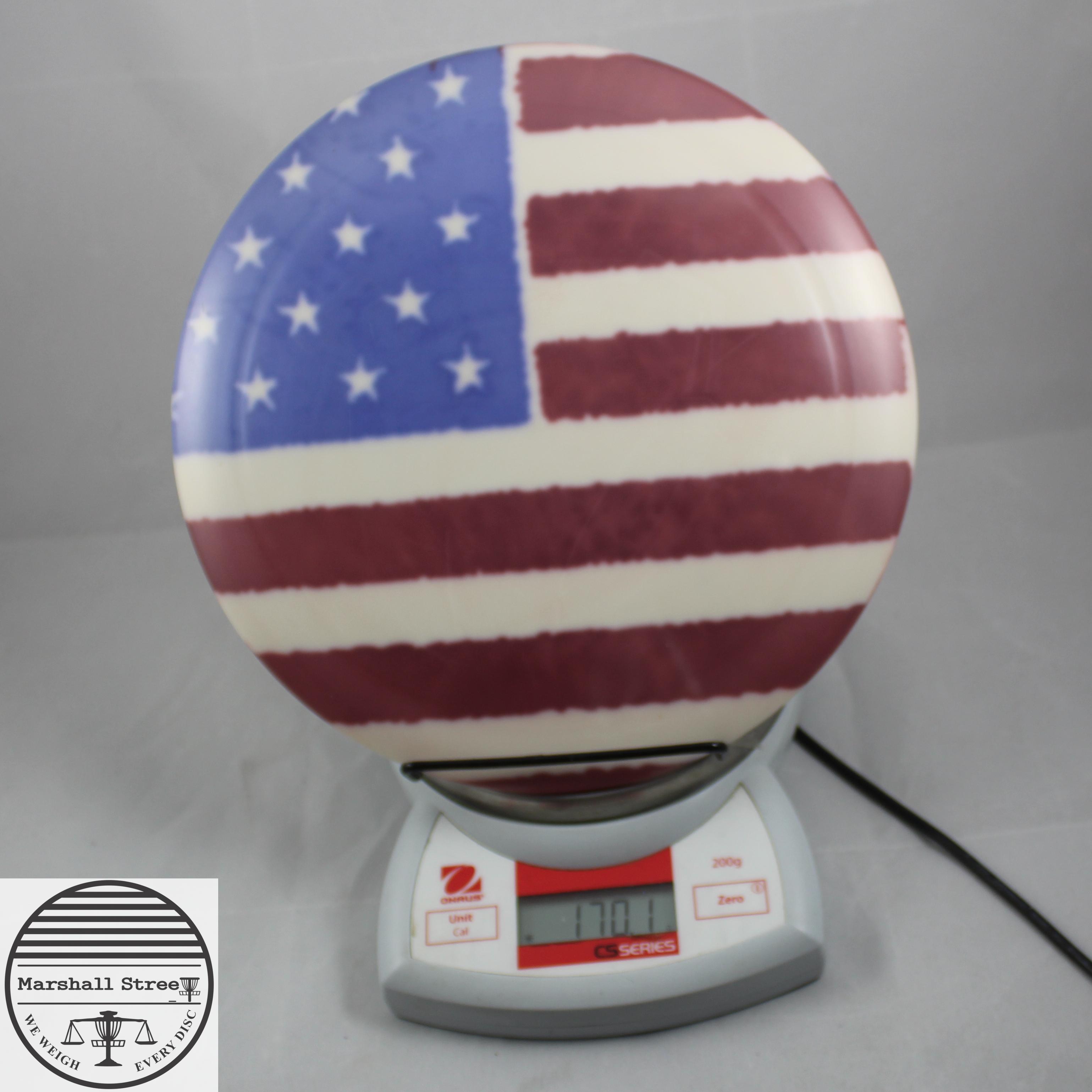 Fuzion Defender, American Flag