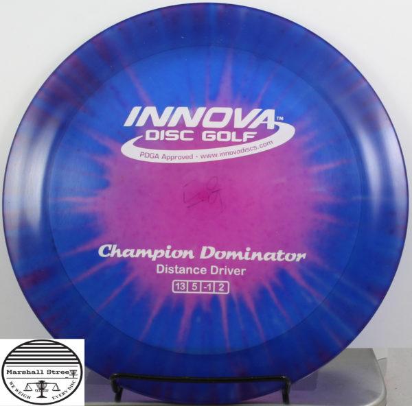 Tie-Dye Champion Dominator