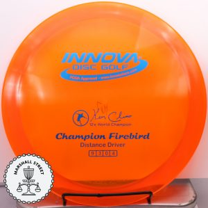 Champion Firebird, Climo 12x