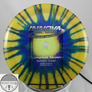 Tie-Dye Champion Groove