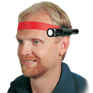 Flashlight Headband