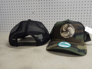 New Era Timber Slice Hucker Hat