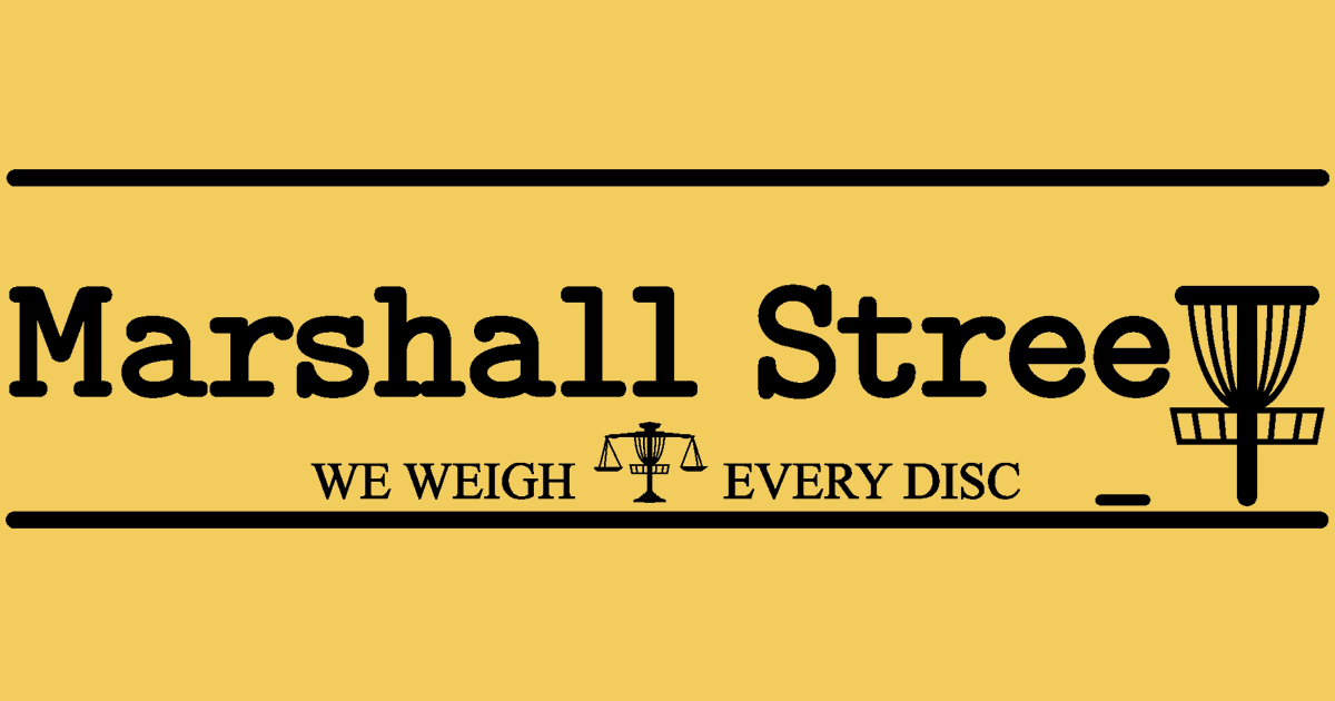 Marshall Street Disc Golf Logo