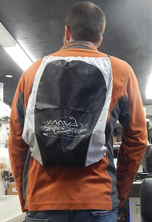 MVP Drawstring Bag