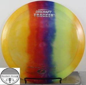 Tie-Dye Z Tracker