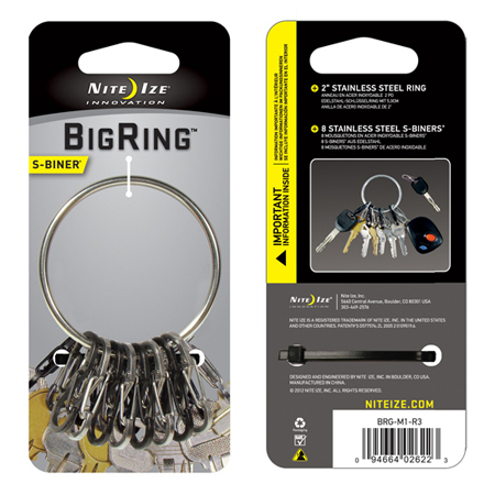 S-Biner Big Ring
