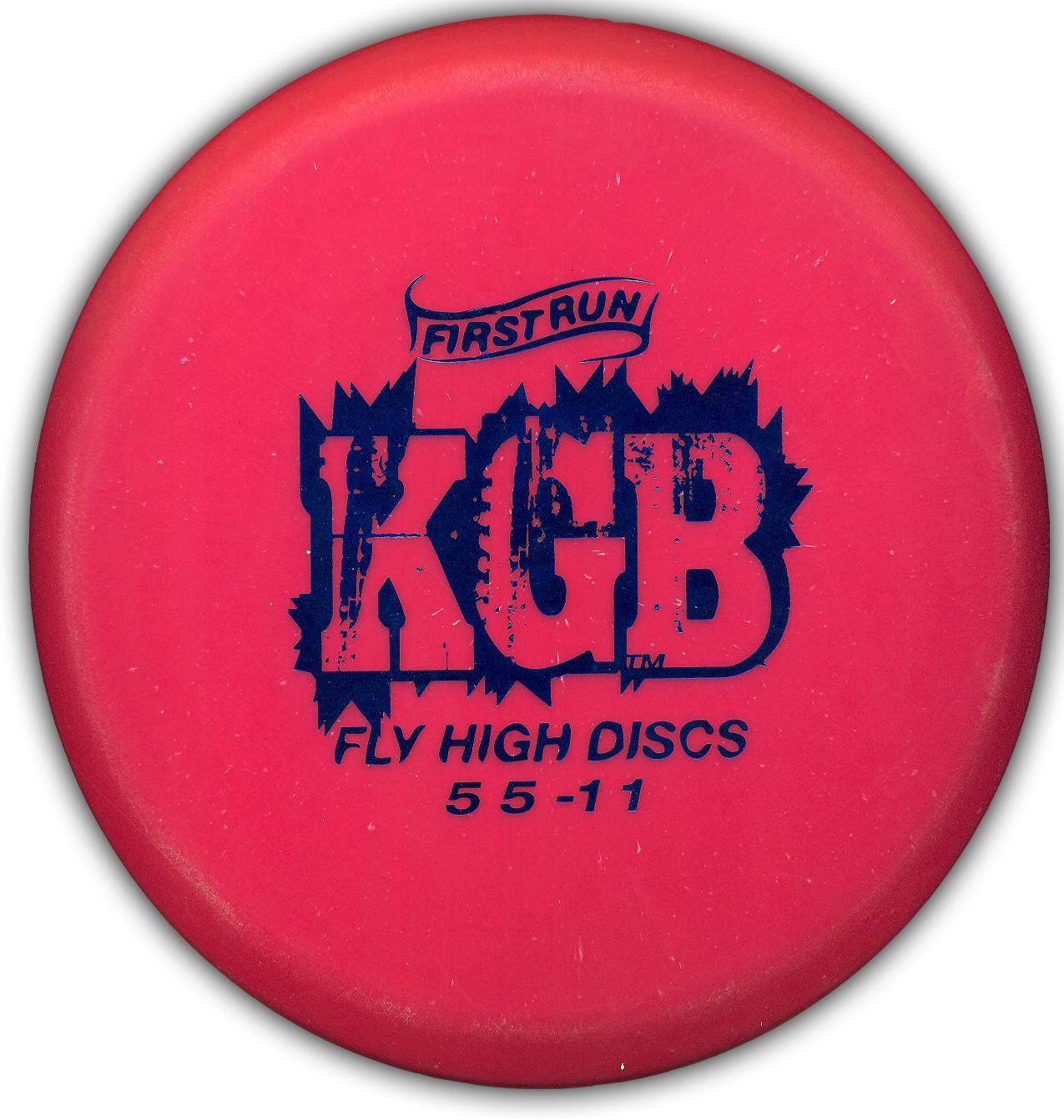 KGB, 1st Run