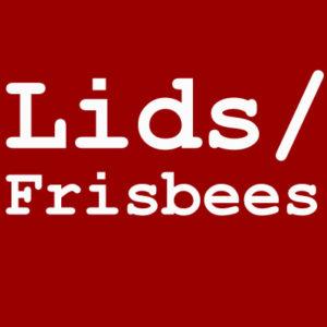 Lids / Frisbees