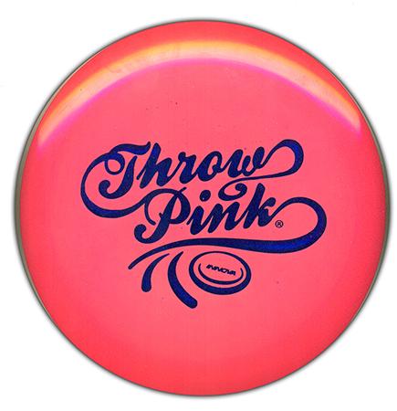 Star Shryke, 2018 Throw Pink