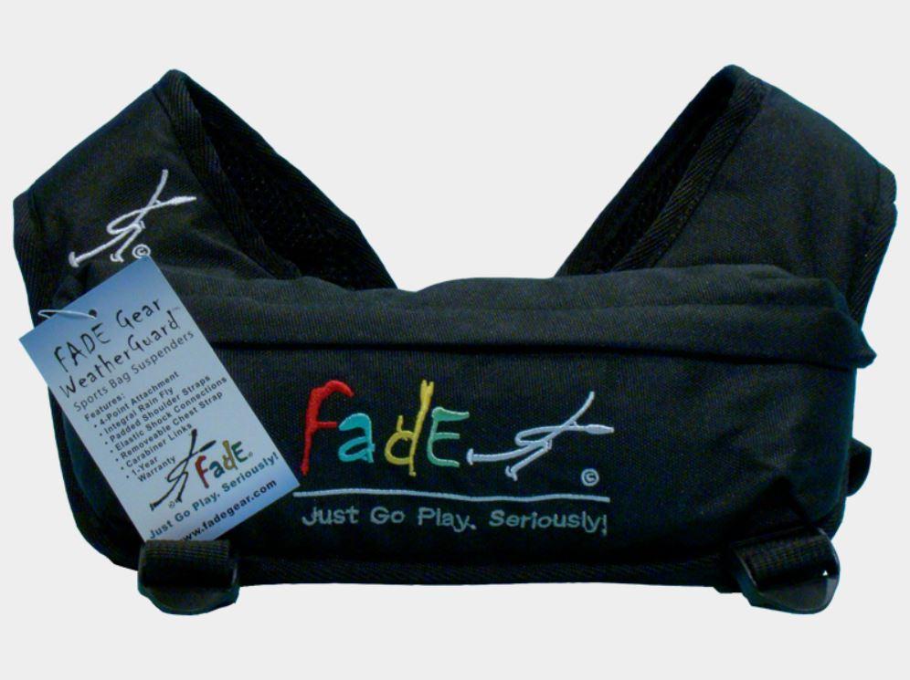 Fade WeatherGuard Bag Straps