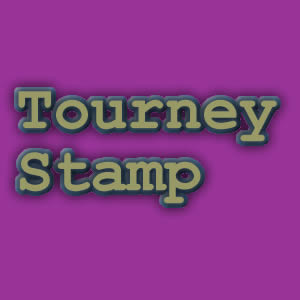 Tourney Stamp