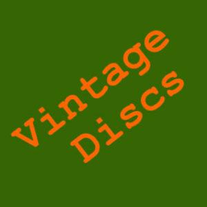 Vintage Discs
