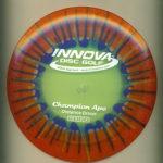 Tie-Dye Champion Ape - #07, 167