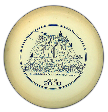 DX Eagle, 2000 Standing Rocks