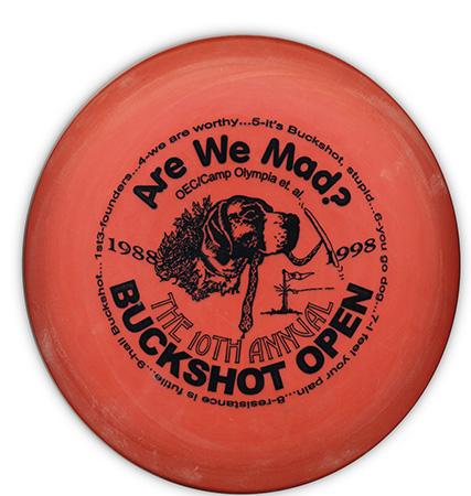 DX Gazelle, 1998 Buckshot Open