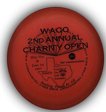 DX Gazelle, 1997 Waco Charity