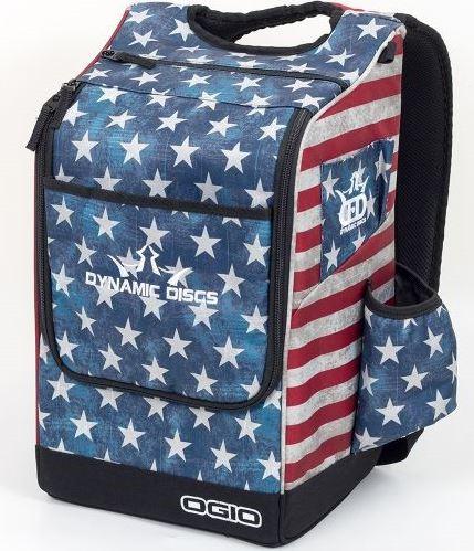 Dynamic Discs Sniper Bag, Flag