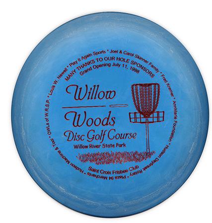 DX Teebird, Willow Woods DGC