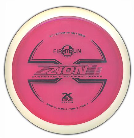 2K Opto-G Zion, 1st Run