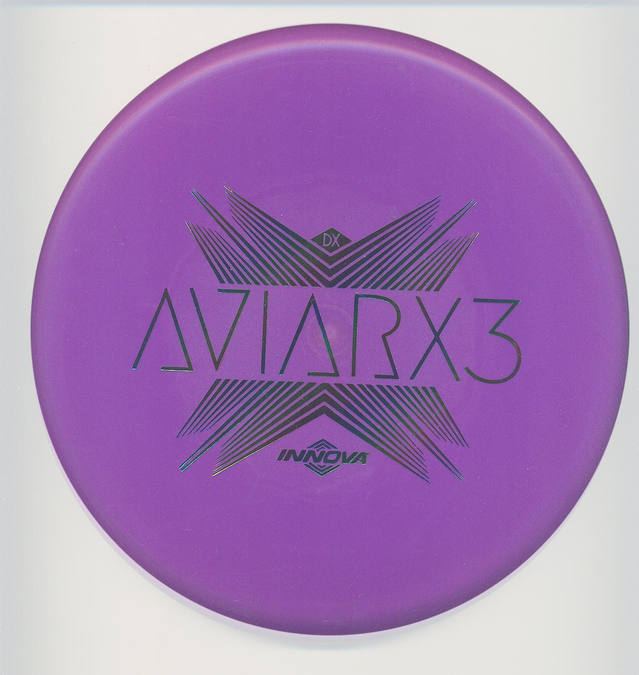 DX AviarX3, Prototype